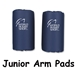 Junior Rugby Arm Pads (Navy)