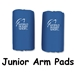 Junior Rugby Arm Pads (Royal)