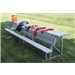 Kwik Goal 15' Bench w/ Shelf