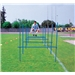 Goal Sporting Goods Outdoor Agility Hurdles, Set of 8 (Royal)