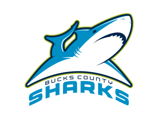 Bucks County Sharks Logo