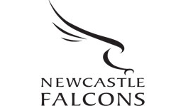 Newcastle Falcons Rugby Logo