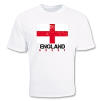 England Country Rugby Flag T-Shirt
