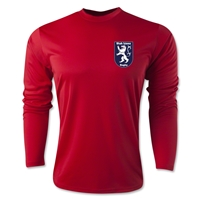 Utah Lions Rugby LS Training Top (Red)