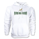 South Africa Springboks Shadow Hoody (White)