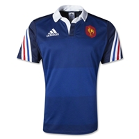 France 13/14 Home Rugby Jersey