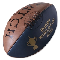 Gilbert Rugby World Cup Leather Chairman's Limited Edition Ball