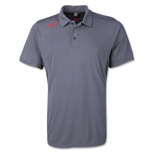 BLK Vapour Performance Polo (Gray)