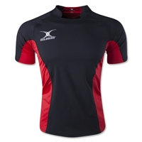 Gilbert Virtuo Jersey (Black/Red)