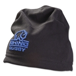 Rhino Fleece Beanie (Black)