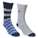 Rhino Warwick Sock 2-Pack (Grey)