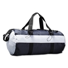 Team Barrel Duffle Bag (Navy/White)