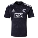 New Zealand Maori 13/14 SS Rugby Jersey
