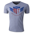 Maul Rugby Wings of Pride V-Neck T-Shirt
