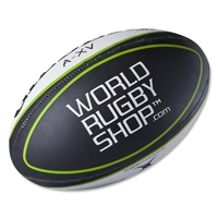 Gilbert WRS Blackout Rugby Ball