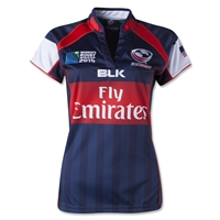 USA Women's World Cup Home Ladies Rugby Jersey