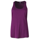 Under Armour Charged Cotton Tri Blend Ultimate Tank (Magenta)