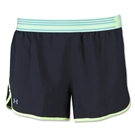 Under Armour Perfect Pace Short (Blk/Yellow)