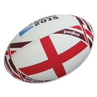 England 2015 Rugby World Cup Flag Ball