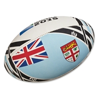 Fiji 2015 Rugby World Cup Flag Ball