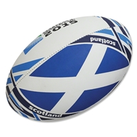 Scotland 2015 Rugby World Cup Flag Ball