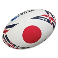 Japan 2015 Rugby World Cup Flag Ball