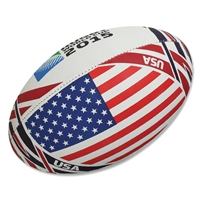 USA 2015 Rugby World Cup Flag Ball