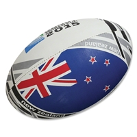 New Zealand 2015 Rugby World Cup Flag Ball