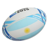 Argentina 2015 Rugby World Cup Flag Ball