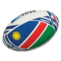 Namibia 2015 Rugby World Cup Flag Ball