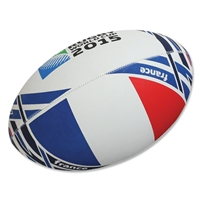 France 2015 Rugby World Cup Flag Ball