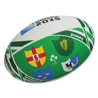 Ireland 2015 Rugby World Cup Flag Ball