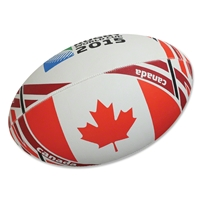 Canada 2015 Rugby World Cup Flag Ball