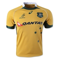Australia 2014/2015 Home Rugby Jersey
