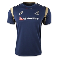 Australia 2014/2015 Training Rugby Jersey