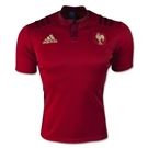 France 2015 Away Rugby Jersey