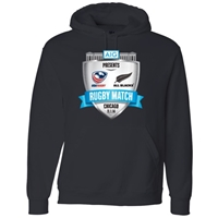 USA vs. All Blacks Hoodie (Black)