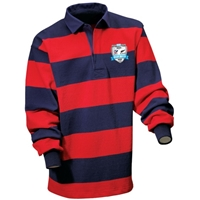 USA vs. All Blacks Long Sleeve Jersey (Red/Navy)