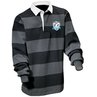 USA vs. All Blacks Long Sleeve Jersey (Grey/Black)
