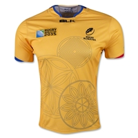 Romania 2015 RWC Home Rugby Jersey