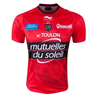RC Toulon 14/15 Home Rugby Jersey