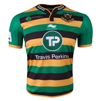 Northampton 14/15 Home Rugby Jersey
