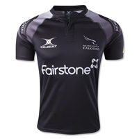 Newcastle 2015 Home Rugby Jersey
