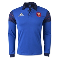 France 2015 Long Sleeve Supporter Jersey