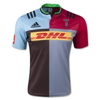 Harlequins 15/16 Home Rugby Jersey