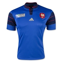 RWC France 2015 Home Rugby Jersey