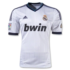 Real Madrid 12/13 Home Soccer Jersey